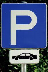 Parkeer bord